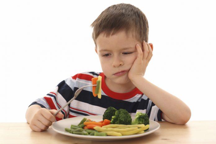 Хранене при децата