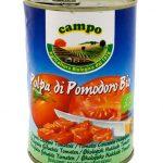 БИО нарязани домати - консерва