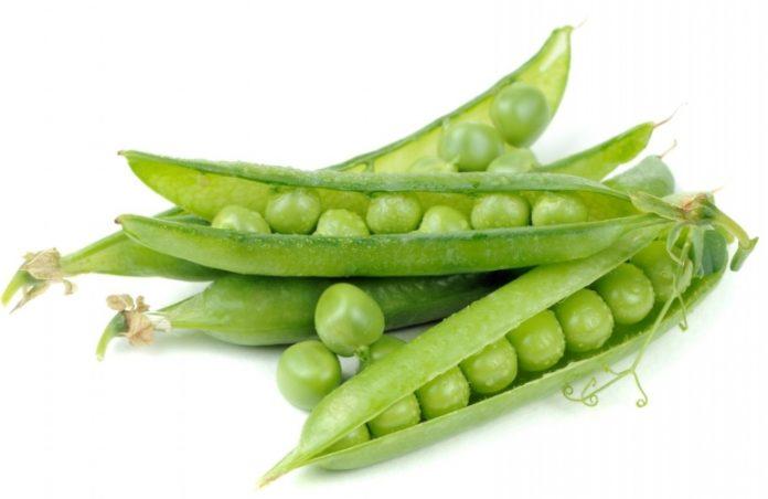 Зелен грах