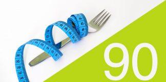 Тази 90-дневна диета гори калории бързо и здравословно
