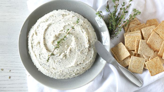 Cashew-cheese