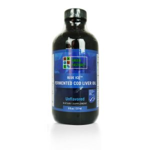 Рибено масло от черен ферментирал дроб на риба треска