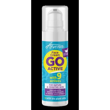 Активен крем за лице 9 Arvena - 30 ml