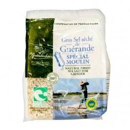Келтска морска сол на гранули изсушена 500г - Le Guerandais