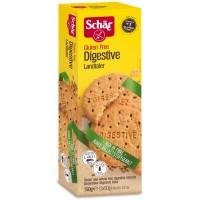 Безглутенови бисквити с фибри Digestive Dr. Schär - 150 гр