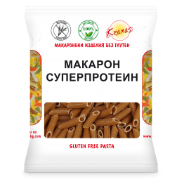 Макарони суперпротеин Kramas - 250 гр