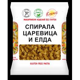Спирали царевица и елда Kramas - 250 гр