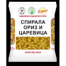 Спирали ориз и царевица Kramas - 250 гр