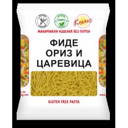 Фиде ориз и царевица Kramas - 250 гр