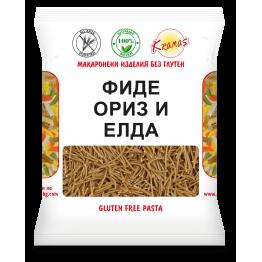 Фиде ориз и елда Kramas - 250 гр