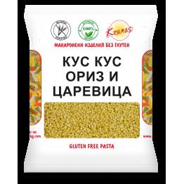 Кус кус ориз и царевица Kramas - 250 гр