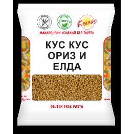 Кус кус ориз и елда Kramas - 250 гр