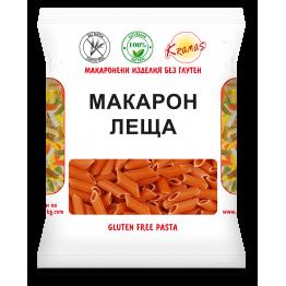 Макарони от червена леща Kramas - 250 гр