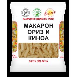 Макарони от ориз и киноа Kramas - 250 гр