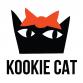 Курабийка с какаови зърна и орехи Kookie Cat -  50гр