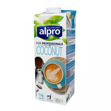 Кокосова напитка за Професионалисти Alpro - 1 л