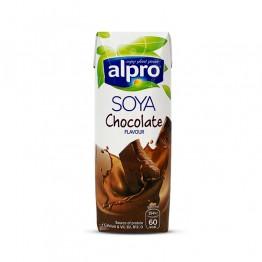 Соево мляко с шоколад  Alpro - 250 мл