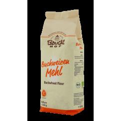 Пълнозърнесто брашно от елда Bauck - 500 гр