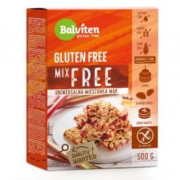 Универсална безглутенова смес от брашно за печене Balviten - 500 г