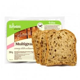 Многозърнест тъмен хляб с елда Balviten - 350 г