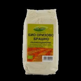 Био оризово брашно пълнозърнесто Биосвят - 500 гр
