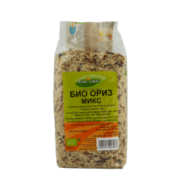 Ориз микс с див ориз Биосвят БИО - 500гр