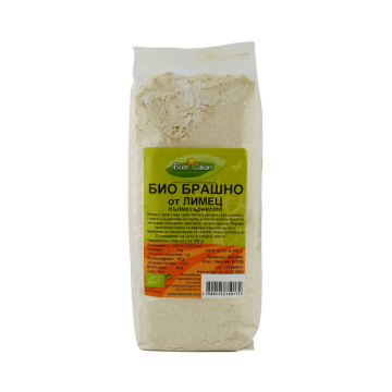 БИО брашно от лимец пълнозърнесто Биосвят - 500гр