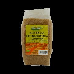Захар Демерара тръстикова нерафинирана Биосвят - 500 гр