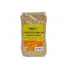 Био ориз Басмати кафяв Биосвят - 500гр