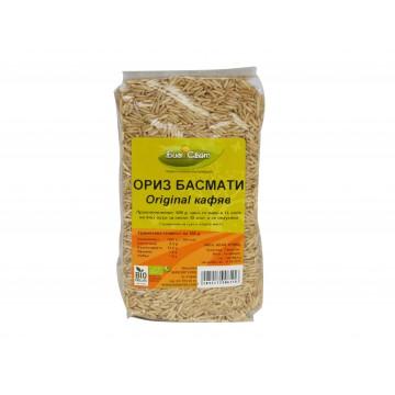 Oриз Basmati кафяв Биосвят - 500гр