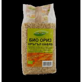 Био ориз кръгъл кафяв Биосвят - 500 гр