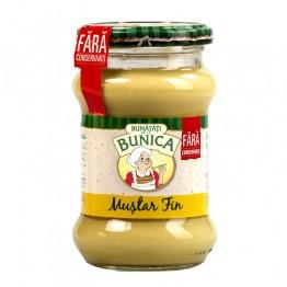 Натурална горчица класическа Bunatati de la Bunica -  270 г