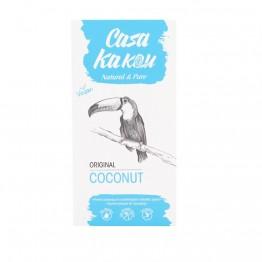 Черен шоколад с кокос Casa Kakau - 80 гр