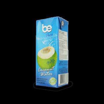 Натурална кокосова вода Be - 200 мл