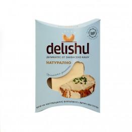 Веган сирене от кашу Delishu/Делишу (Сире-НЕКА) Somavital - 100 гр