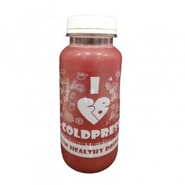 Студено пресован сок от червено цвекло, морков и зелена ябълка Fresh Brothers - 260 мл