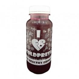 Студено пресован сок от червено цвекло и зелена ябълка Fresh Brothers - 260 мл