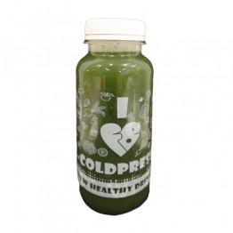 Студено пресован сок от спанак, зелена ябълка и кейл Fresh Brothers - 260 мл