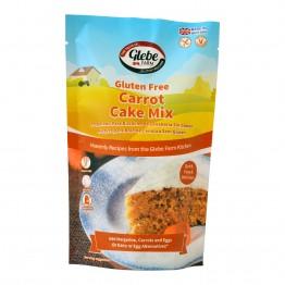 Безглутенов микс за Морковен кейк Glebe Farm - 300 гр