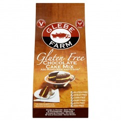Безглутенов микс за шоколадов кейк Glebe Farm - 300 гр