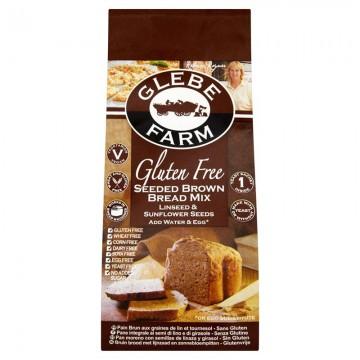 Безглутенов микс за Черен хляб със семена Glebe Farm - 375 гр