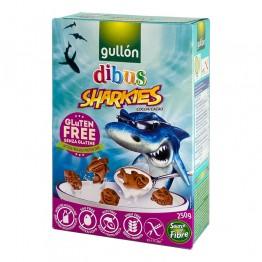 Бисквити Шаркис без глутен Gullon - 250 г