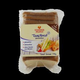 Тостерен хляб без глутен Hammer Mühle - 375 гр