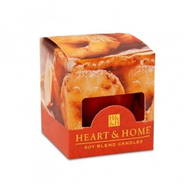 Ароматна свещ Sweet  Apple Treat H&H - 53 г / 115 г / 340 г