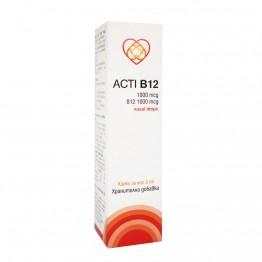 Акти B12 1000 (хидроксокобаламин)