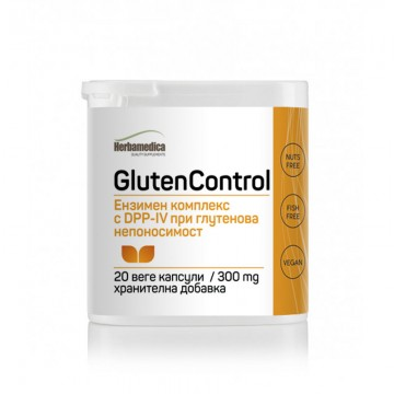 Глутен Контрол 60 капс. / GlutenControl 60 caps.