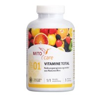 Vitamin Total - 180 капсули
