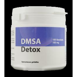 ДМСА Детокс / DMSA Detox - 100 mg 100 капс