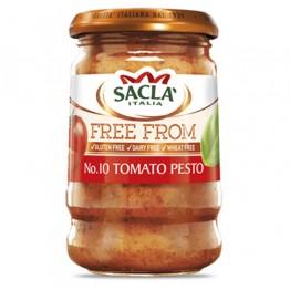 Песто с домати Sacla - 190 г