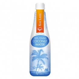 Кокосова вода от млади кокосови орехи Koh Libre - 1.250 л